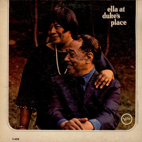 Ella Fitzgerald / Duke Ellington - Ella At Duke's Place