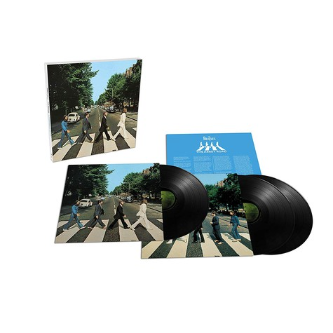 Beatles, The - Abbey Road 50th Anniversary Limited Edition Box