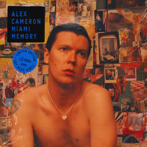 Alex Cameron - Miami Memory Coloured Vinyl Edition