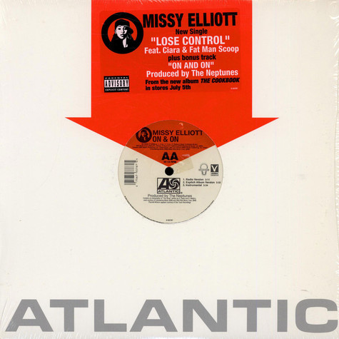 Missy Elliott - Lose Control feat. Ciara & Fatman Scoop / On & On