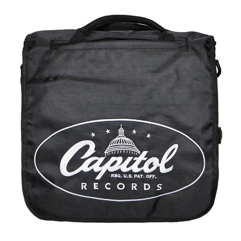 Capitol Records - DJ Vinyl Backpack
