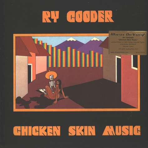 Ry Cooder - Chicken Skin Music Coloured Vinyl Edition