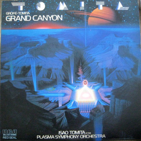 Tomita And The Plasma Symphony Orchestra - Grand Canyon