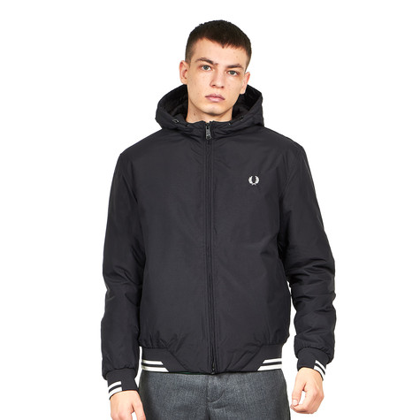 Fred Perry - Padded Hooded Sports Jacket