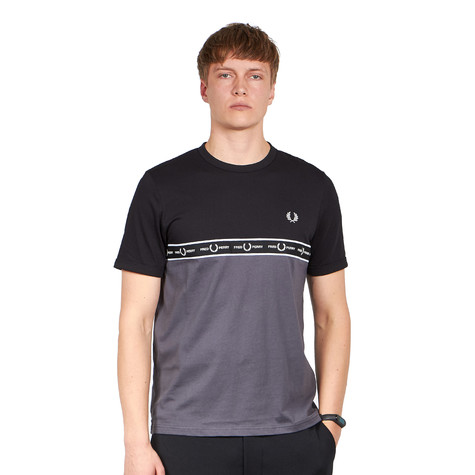 Fred Perry - Taped Chest T-Shirt
