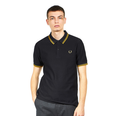 Fred Perry x Miles Kane - Tipped Pique Shirt