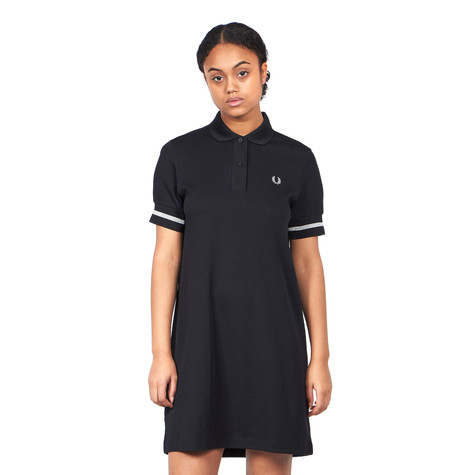 Fred Perry - Bold Tipped Polo Dress