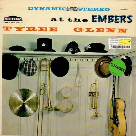 Tyree Glenn - At The Embers