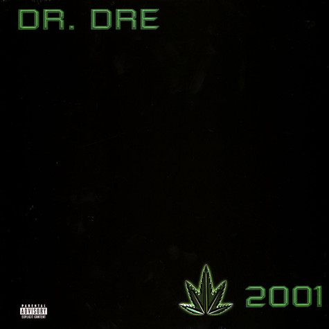 Dr. Dre - 2001 Explicit Vinyl Edition