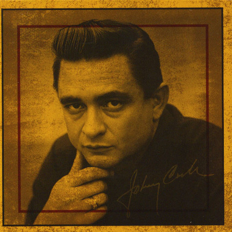 "Johnny Cash - 3"" Record Cry! Cry! Cry!"