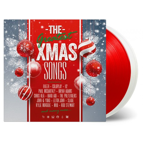 V.A. - Greatest Xmas Songs Colored Vinyl Edition