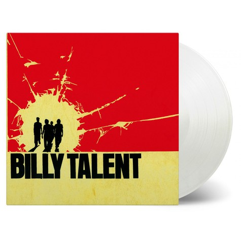 Billy Talent - Billy Talent Colored Vinyl Edition