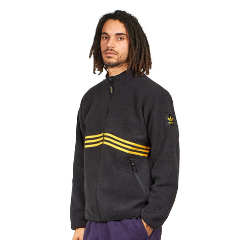 adidas Skateboarding - Sherpa Full Zip Jacket