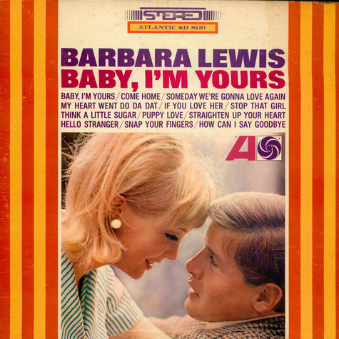 Barbara Lewis - Baby, I'm Yours