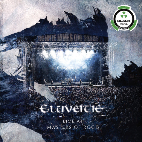 Eluveitie - Live At Masters Of Rock Black Vinyl Edition