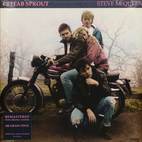 Prefab Sprout - Steve Mcqueen Remastered Edition