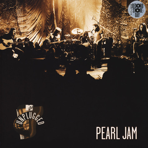 Pearl Jam - MTV Unplugged, March 16, 1992 Black Friday Record Store Day 2019 Edition