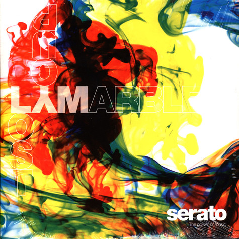 "Serato - LYM 7"" Control Vinyl (Lost Your Marble limited Edition)"