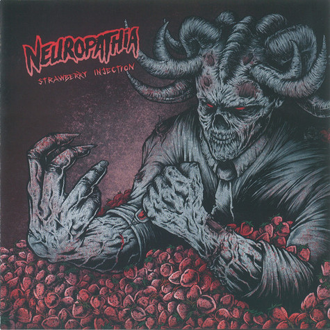 Neuropathia / Straight Hate (2) - Strawberry Injection / Straight Hate
