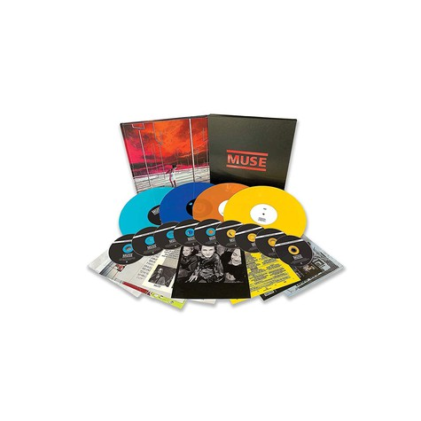 Muse - Origin Of Muse Limited Edition Box