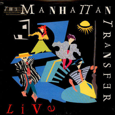 Manhattan Transfer, The - Live