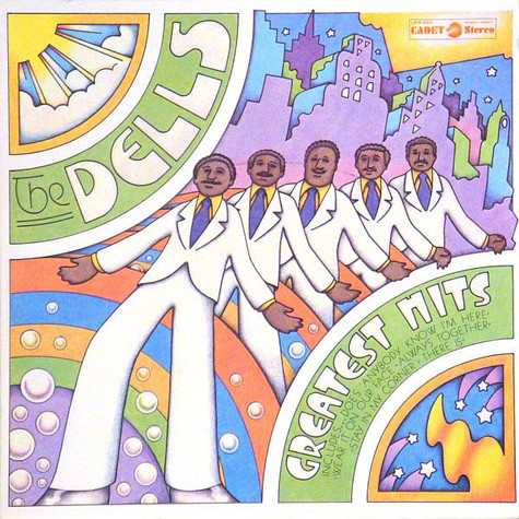 Dells, The - The Dells Greatest Hits