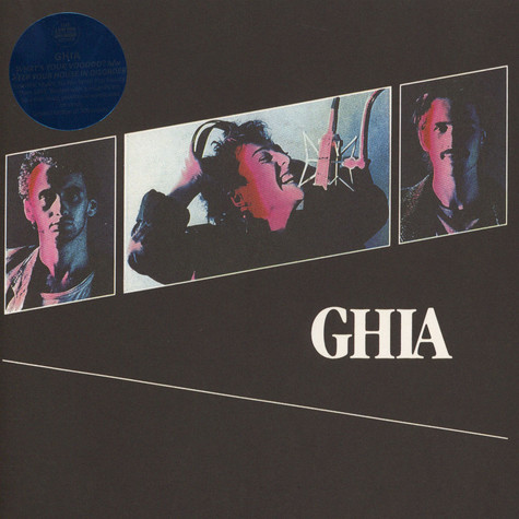 Ghia - What's Your Voodoo?
