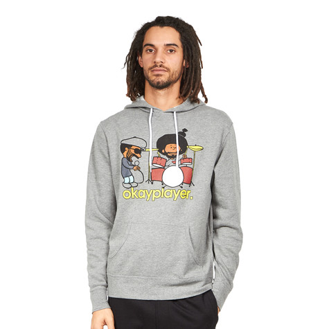 Roots, The - Black Thought & Questlove Okayplayer Hoodie