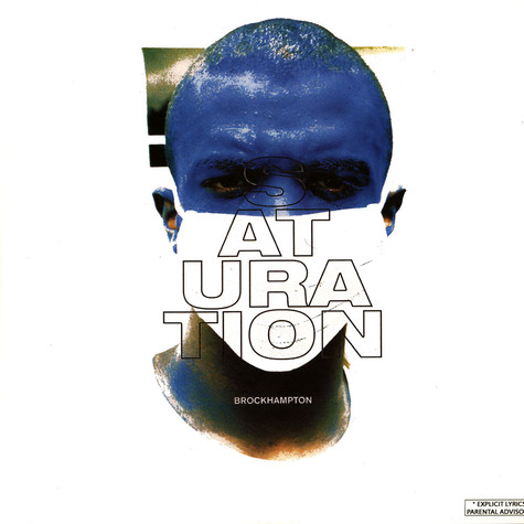 BROCKHAMPTON - SATURATION I