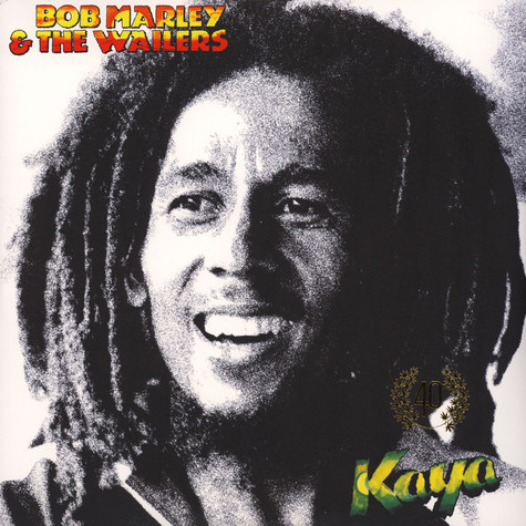 Bob Marley & The Wailers - Kaya 40 Limited Green Vinyl Edition