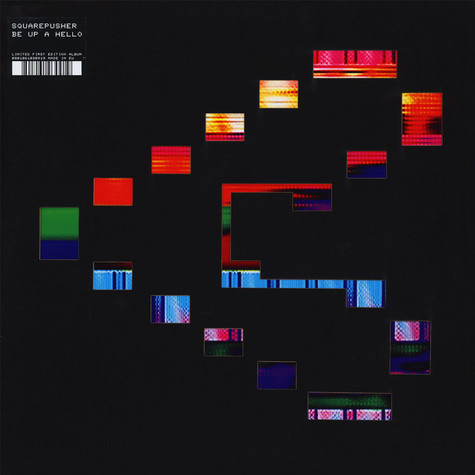 Squarepusher - Be Up A Hello Limited Edition