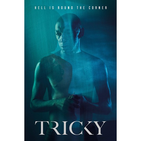 Tricky - Hell Is Round The Corner - The Unique No-Holds Barred Autobiography Hardback Edition