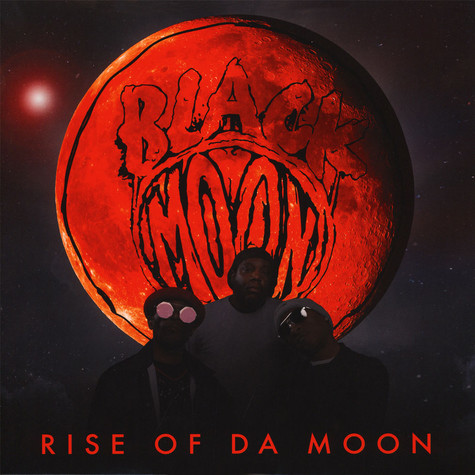 Black Moon - Rise Of Da Moon Red Vinyl Edition