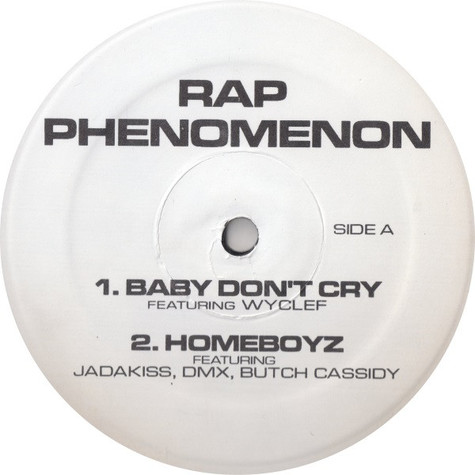 2Pac - Rap Phenomenon EP