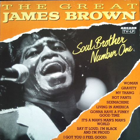 James Brown - Soul Brother Number One