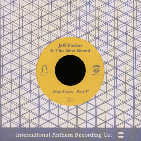 Jeff Parker & The New Breed - Max Brown