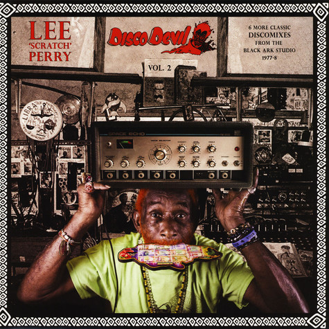 Lee Perry - Disco Devil Volume 2