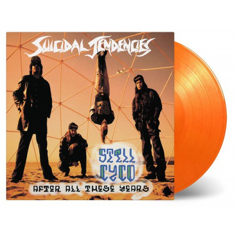 Suicidal Tendencies - Still Cyco After All These Years Coloured Vinyl Edition
