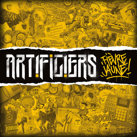 Artificiers - Fièvre Jaune