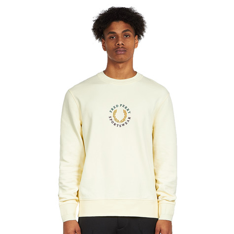 Fred Perry - Global Branded Sweatshirt