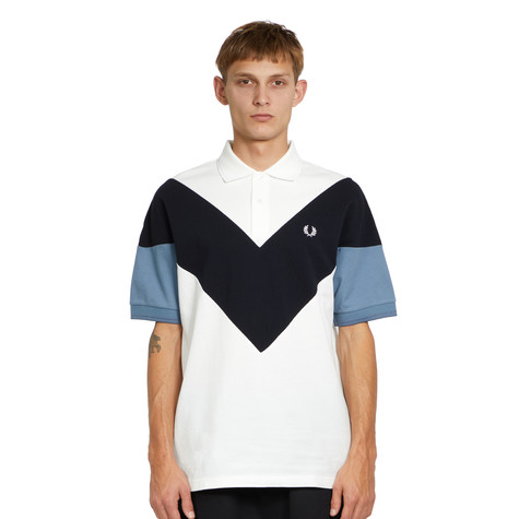 Fred Perry - Chevron Polo Shirt