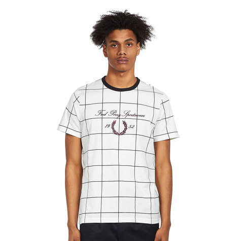 Fred Perry - Archive Embroidered T-Shirt