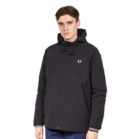 Fred Perry - Hooded Panelled Jacket