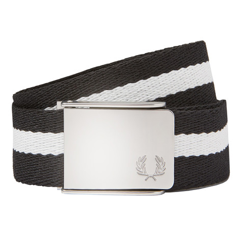 Fred Perry - Bomber Tipped Webbing Belt