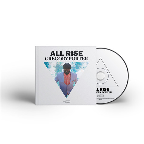 Gregory Porter - All Rise Limited Deluxe Hardcoverbook Edition