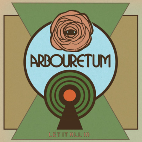 Arbouretum - Let It All In Black Vinyl Edition