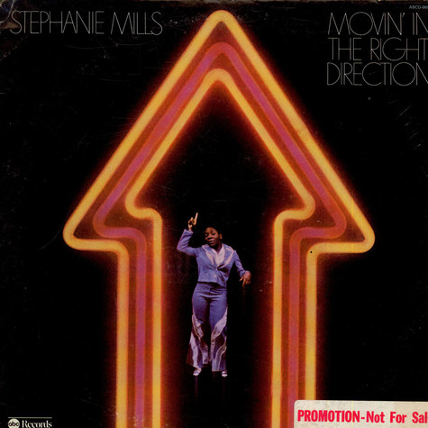 Stephanie Mills - Movin' In The Right Direction