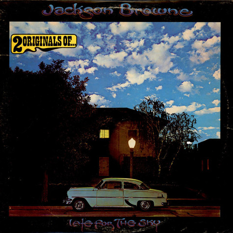 Jackson Browne - Double Dynamite - Late For The Sky / For Everyman