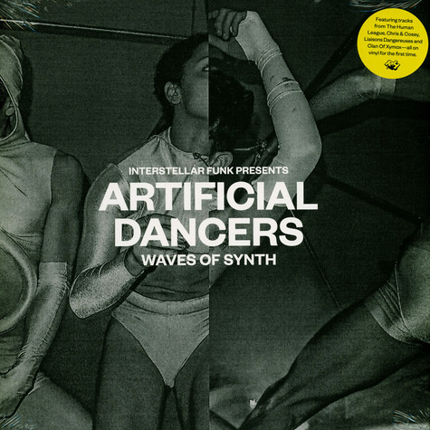 Interstellar Funk - Artificial Dancers - Waves Of Synth