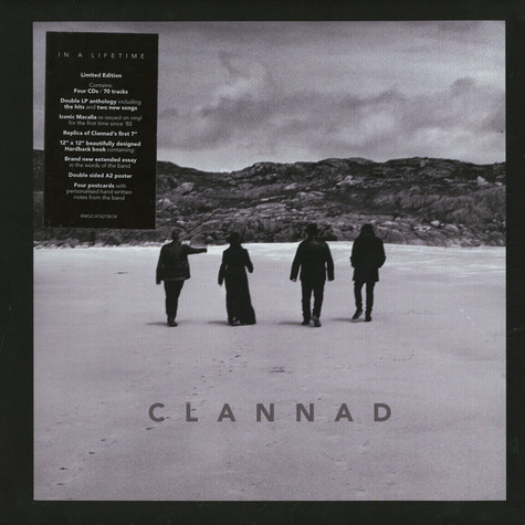 Clannad - In A Lifetime Super Deluxe Bookpack Edition